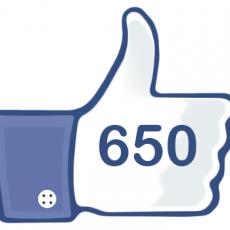 Wir sagen Danke: Vereinigung der Butenplöner feiert 650 Facebook-Fans