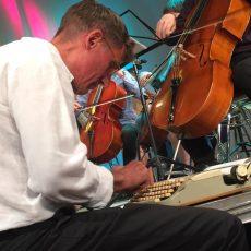 Das Streichorchester des GSP verliert seinen Leiter