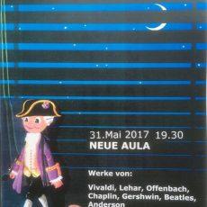 Streichkonzert am Gymnasium Schloss Plön