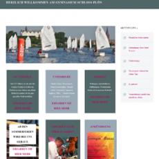 Neuer Internetauftritt des Gymnasium Schloss Plön