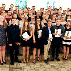 Herzlichen Glückwunsch zum Abitur 2017!