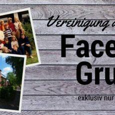 Facebook Gruppe exklusiv nur für Butenplöner