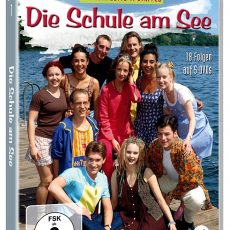 """Erste Staffel von """"Die Schule am See"""" erscheint auf DVD"""