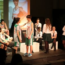 "Impressionen vom ""West High School Muscial"" am GSP"