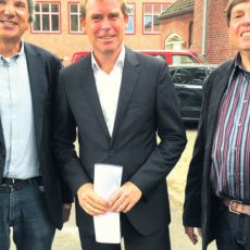 Oberbürgermeister in Kiel mit der Abi-Note 1,9