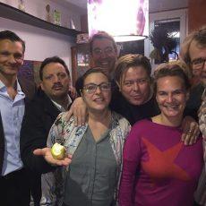 Treffen der Berliner Stammtisch-Runde