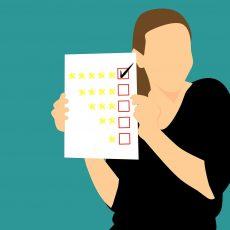 Sag uns Deine Meinung: Unser Bewertungstool