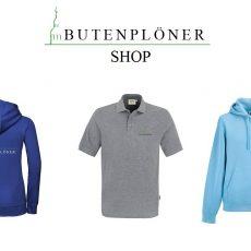 Shirts, Pullis und Jacken jetzt im Butenplöner-Shop kaufen