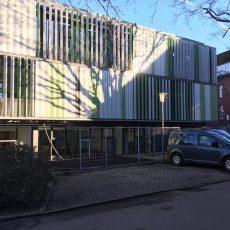 GSP 2.0: Einweihung des neuen Fachgebäudes