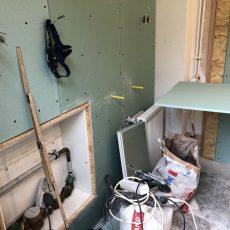 Update von den Bauarbeiten am Bootshaus