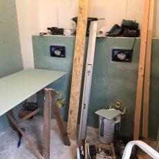 Bauarbeiten am Bootshaus: Es ist vollbracht!