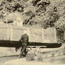 Neu in der Bildergalerie: Ruderfahrten 1953