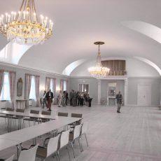 Neu in der Bildergalerie: Schlossführung 2007