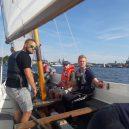 Gesucht: Mitsegler für Marinekutterregatta auf Kieler Woche 2020