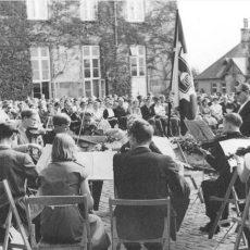 Neu in der Bildergalerie: Schulfest 1954