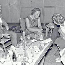 Neu in der Bildergalerie: Hausball 1956