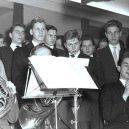 Neu in der Bildergalerie: Schulorchester Ende der 50er