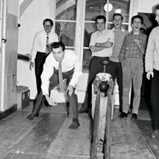 Neu in der Bildergalerie: Internatsalltag Ende der 50er