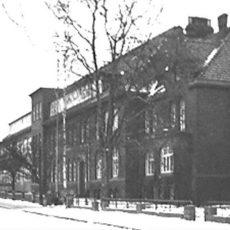 Neu in der Bildergalerie: Schulalltag Ende der 50er