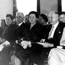 Neu in der Bildergalerie: Schulfest 1959
