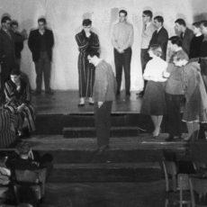 """Neu in der Bildergalerie: Theater """"Biedermann"""" 1959"""