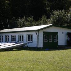 Neues vom Bootshaus: Der renovierte Optischuppen