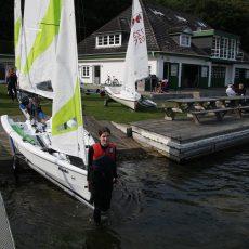 Aktivitäten an unserem Bootshaus im Coronajahr 2020
