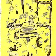 Neu in der Bildergalerie: Abizeitung 1990