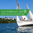 300 Follower auf Instagram